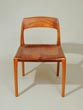 Arch chair in jatoba