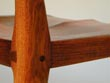 Arch chair leg joint detail