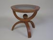 Atlas end table in jatoba