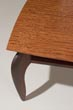 Honu coffee table top/leg detail
