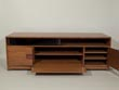 Credenza side view